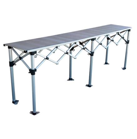 SR5 bord aluminium