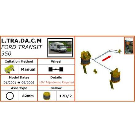 Ford Transit 350 01-06 rwd