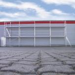 Fasadställning ALU Jumbo Superflex 4 x 6m