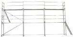 Fasadställning ALU Jumbo Superflex 4 x 21m