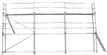 Fasadställning ALU Jumbo Superflex 6 x 12m