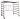 Hantverkarställning Jumbo 178x135x380 cm