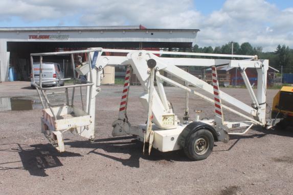 Skylift Upright TL38 -01 SÅLD