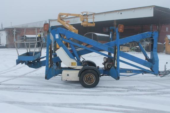 Skylift Upright TL49 -98 SÅLD